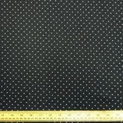 Georgette Fabric Julia Pin Spot