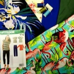 Long Sleeve T-Shirt Sewing Kit As Featured In Our Latest Video