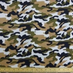 Viscose Fabric Camouflage Get Your Army On