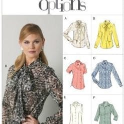Vogue Sewing Pattern 8772
