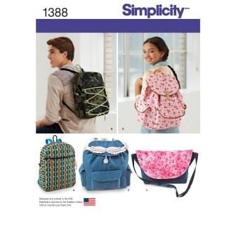 Simplicity Sewing Pattern 1388