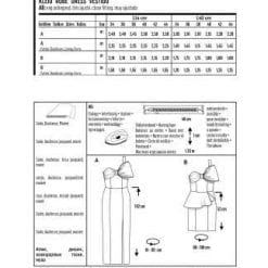 Burda Sewing Pattern 6388