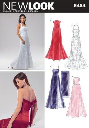New Look Sewing Pattern 6454
