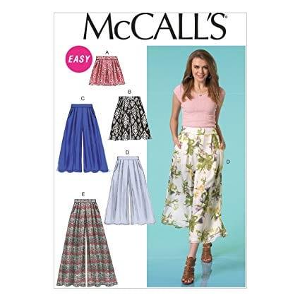 7131 MCCALLS PATTERNS