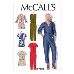 Jumpsuit Sewing Patterns