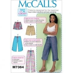 7364 mccalls pattern