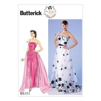 Butterick Sewing Pattern B6353