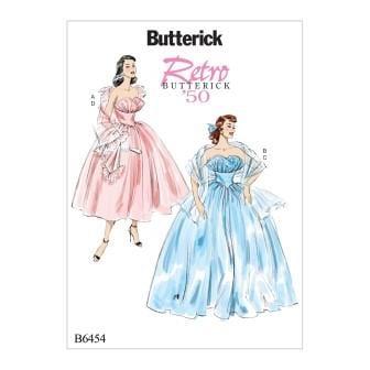 Butterick Sewing Pattern B6454