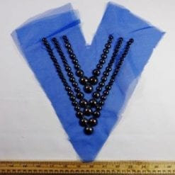 Studded Insert Motif Royal