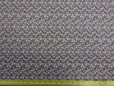 Jersey Fabric Tiny Floral Collection