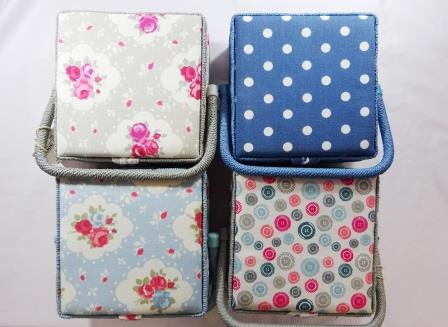 Sewing Work Boxes Small