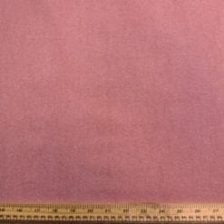 Denim Stretch Fabric Raw Red