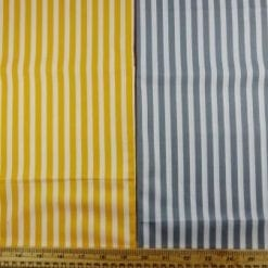 Cotton Fabric Striped