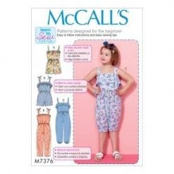 McCall's Sewing Pattern 7376