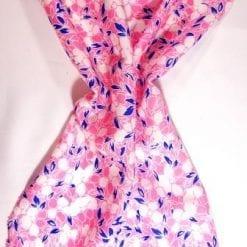 Viscose Fabric Pink Parfait