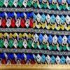Viscose Fabric Warrior Shields