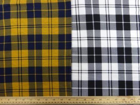 T-Shirting Fabric Mc Ryan Tartan