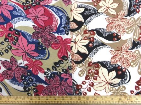 T-Shirting Fabric Nadia Garden