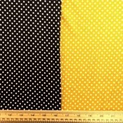 Winter Jersey Fabric Dolomite Dots