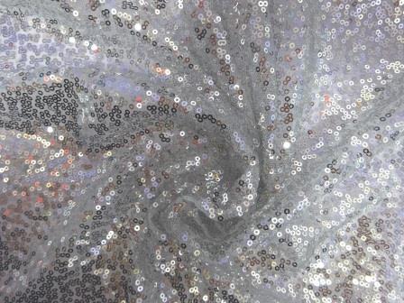 sequin blitz silver