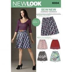 new look 6004