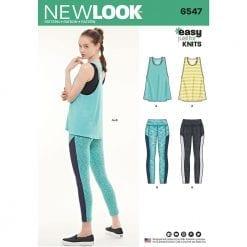 new look 6547