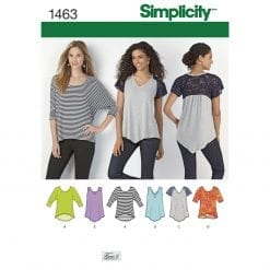 Simplicity Sewing Pattern 1463