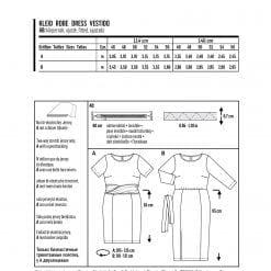 Burda Sewing Pattern 6304