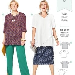 Burda Sewing Pattern 6307