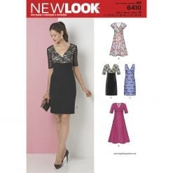 New Look Sewing Pattern 6410