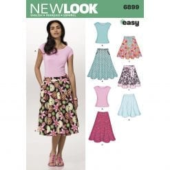 New Look Sewing Pattern 6899
