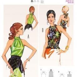 Burda Sewing Pattern 6968