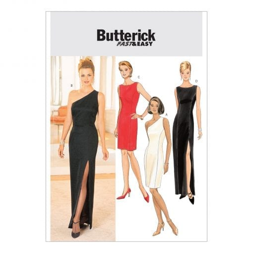 Butterick Sewing Pattern 4343
