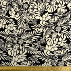Viscose Fabric Baby Jane Flower