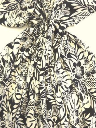 Viscose Fabric Baby Jane Flower