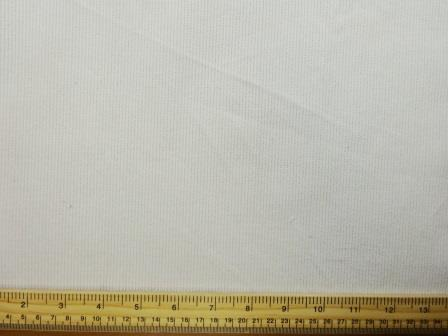 Corduroy Fabric 11 Whale Cord ivory