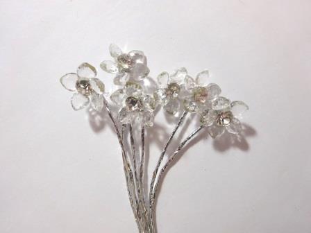 Crystal Flower 1814/1816 clear