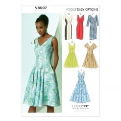 Vogue Sewing Pattern 8997