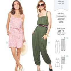 Burda Sewing Pattern 6318