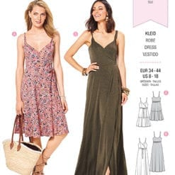 Burda Sewing Pattern 6344