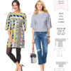 Burda Sewing Pattern 6345