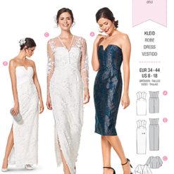 Burda Sewing Pattern 6346
