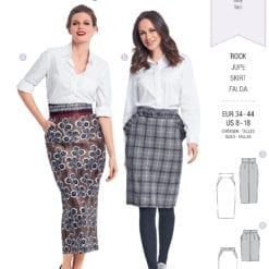 Burda Sewing Pattern 6370