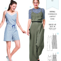 Burda Sewing Pattern 6408