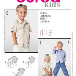 Burda Sewing Pattern 9792