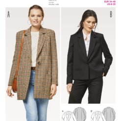 Burda Sewing Pattern 6463