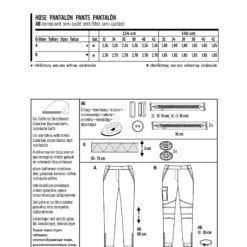 Burda pattern 6481