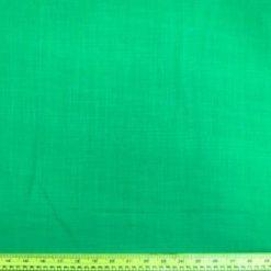 Linen Look Fabric Drape emerald