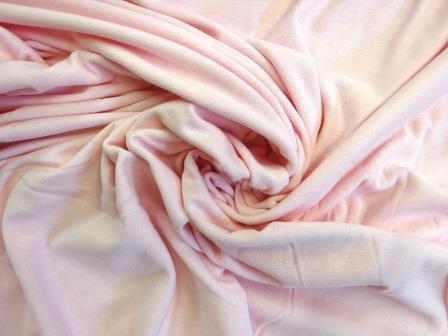 pale pink t-shirting