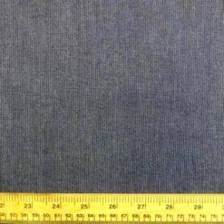 Denim Fabric Hoe Down Stripe